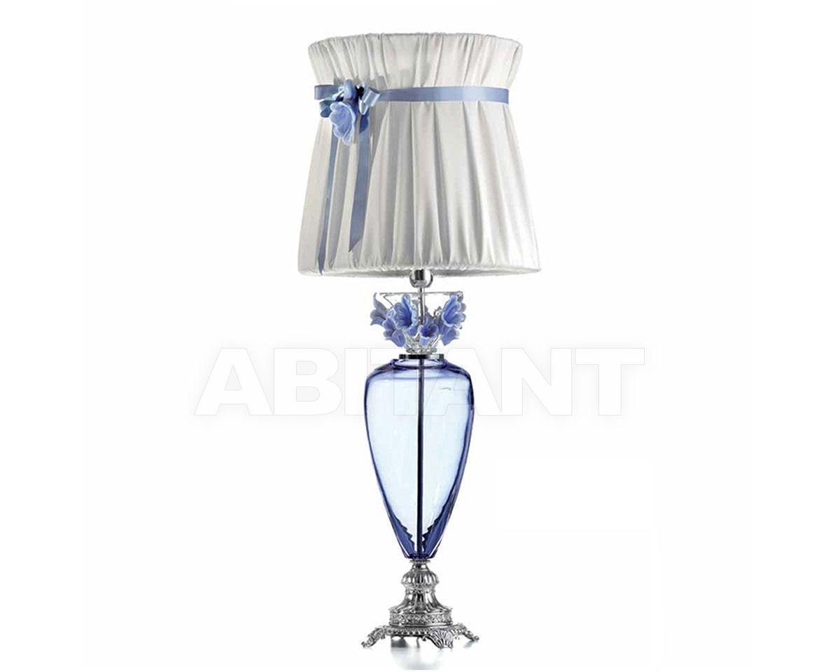 Купить Лампа настольная IL Paralume Marina  2013 1850 KR/BLU