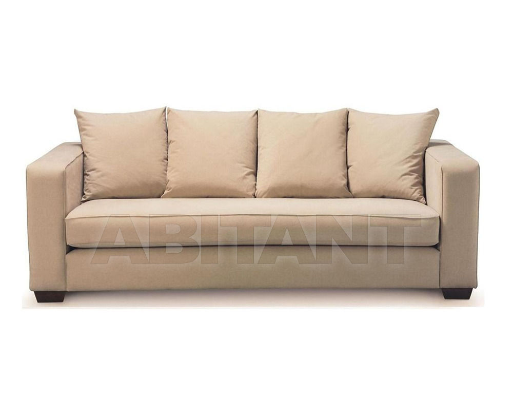 Купить Диван Home Spirit Gold ARIZONA 3 seat sofa(140)