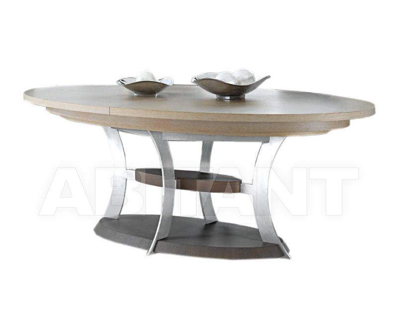 Купить Стол обеденный Mobilfresno Artisan Artisan mesa eliptica patas metal