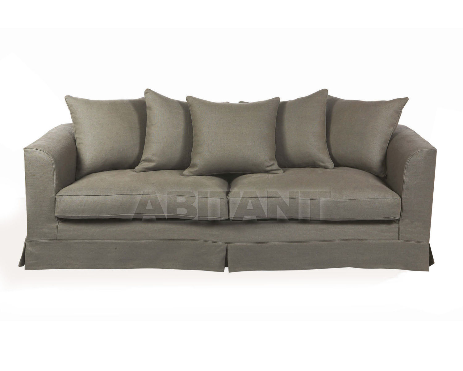 Купить Диван Home Spirit Gold BRUXELLES 3 seat sofa(160)