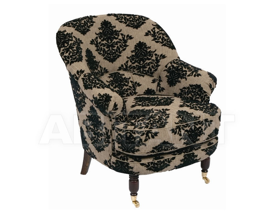 Купить Кресло Home Spirit Gold CRAPAUD Armchair