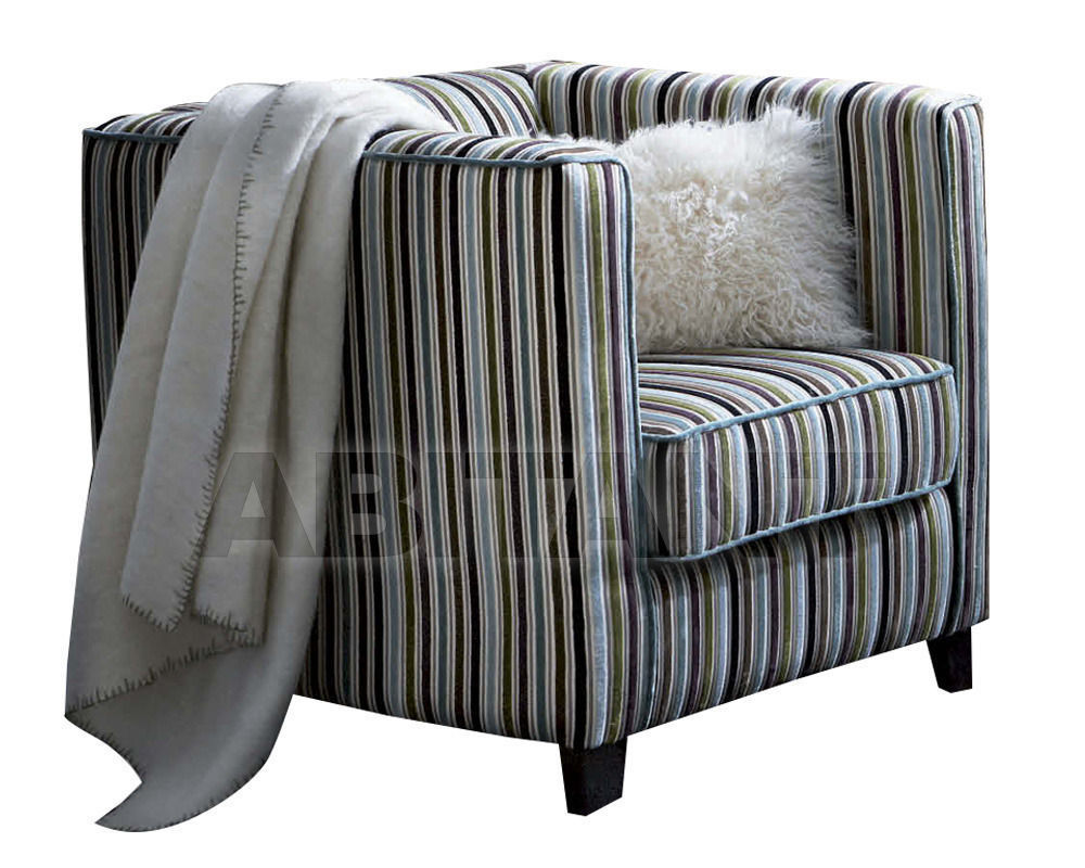 Купить Кресло Home Spirit Gold CUBUS Armchair 2