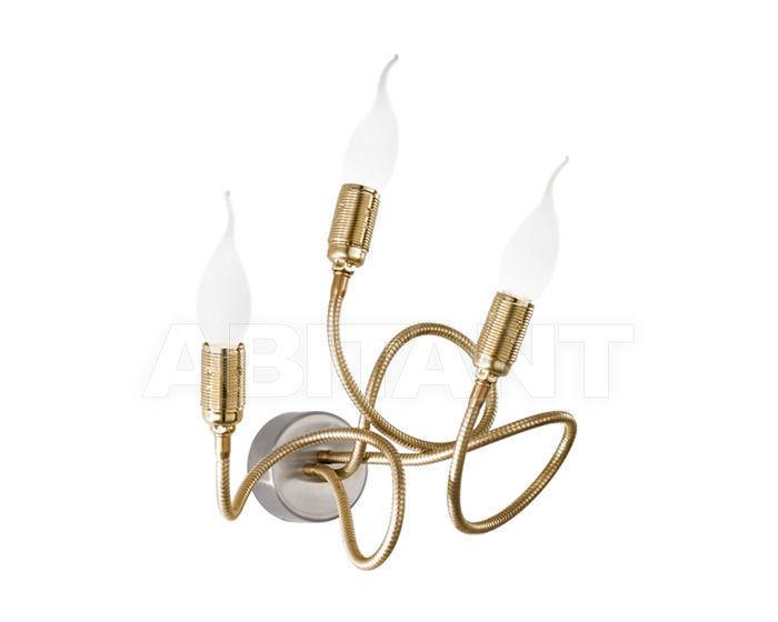 Купить Светильник настенный Rossini Illuminazione Classic A.3460-3-OS