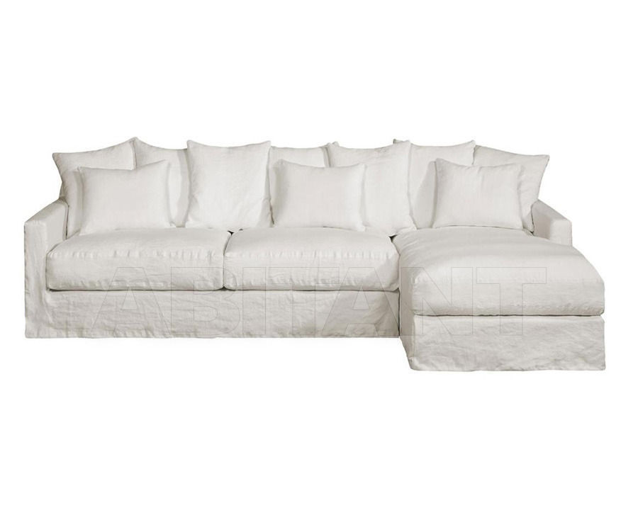 Купить Диван Home Spirit Gold MALE L/R 2 seat arm sofa + L/R arm long chair