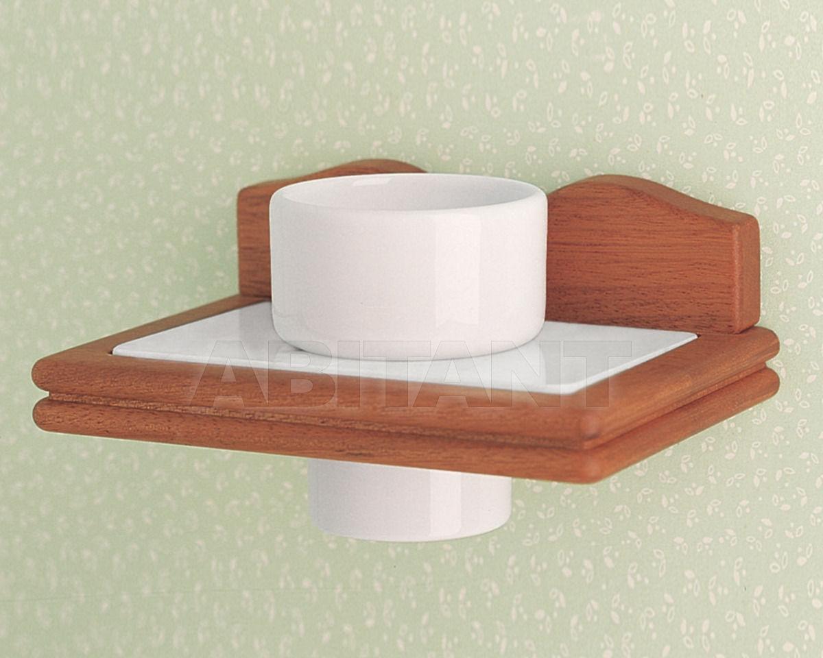Купить Стакан для зубных щеток Eurodesign Bagno Green&roses GR-PB