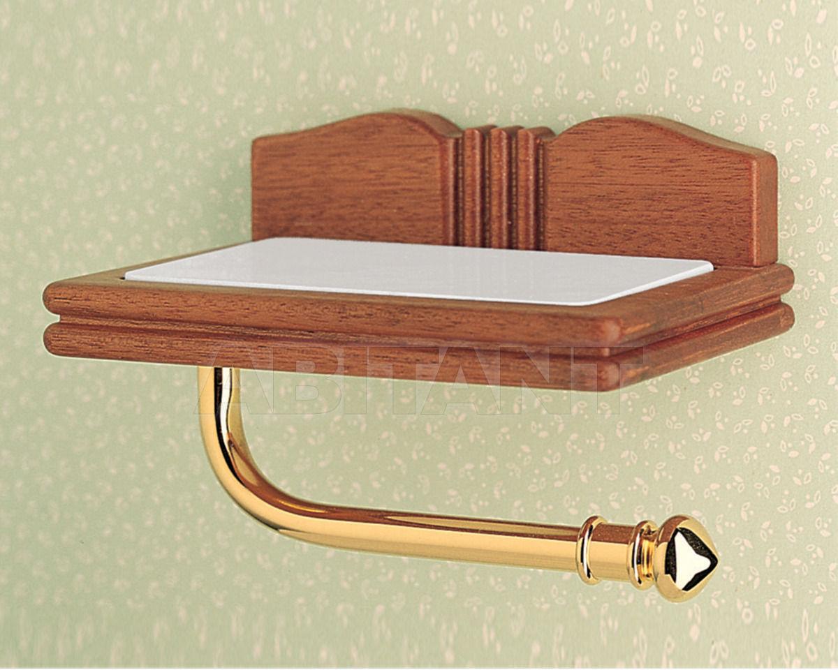 Купить Держатель для туалетной бумаги Eurodesign Bagno Green&roses GR-PR