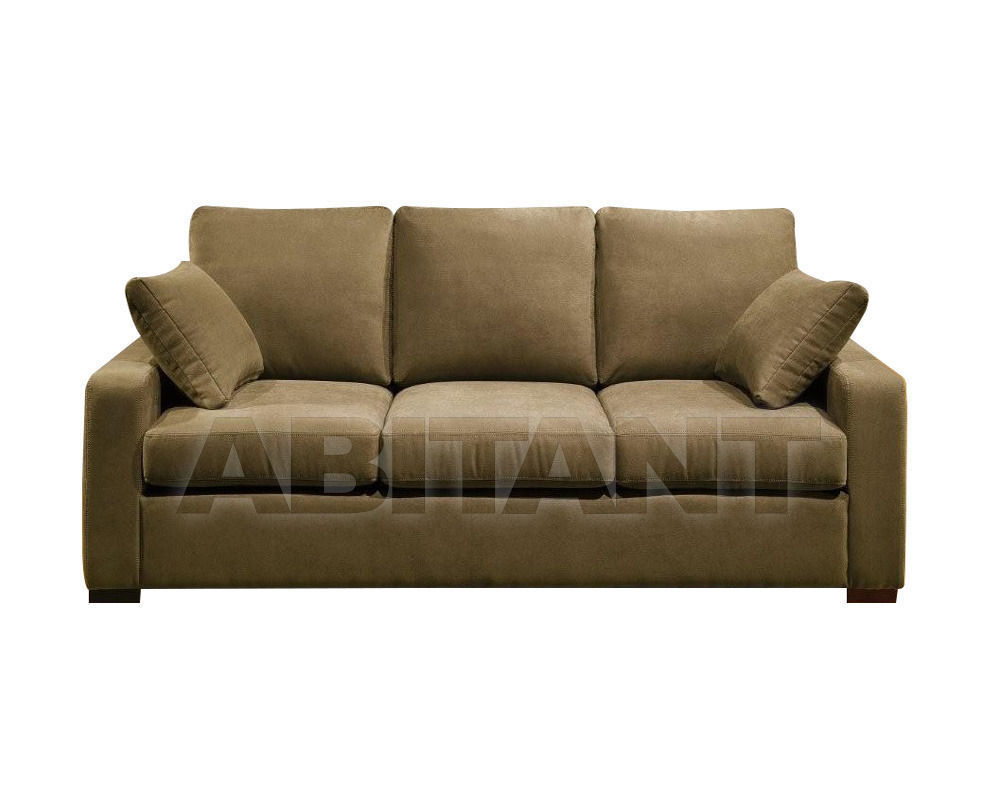 Купить Диван Home Spirit Gold NABEUL 3,5 seat sofa - 3 seat cushions