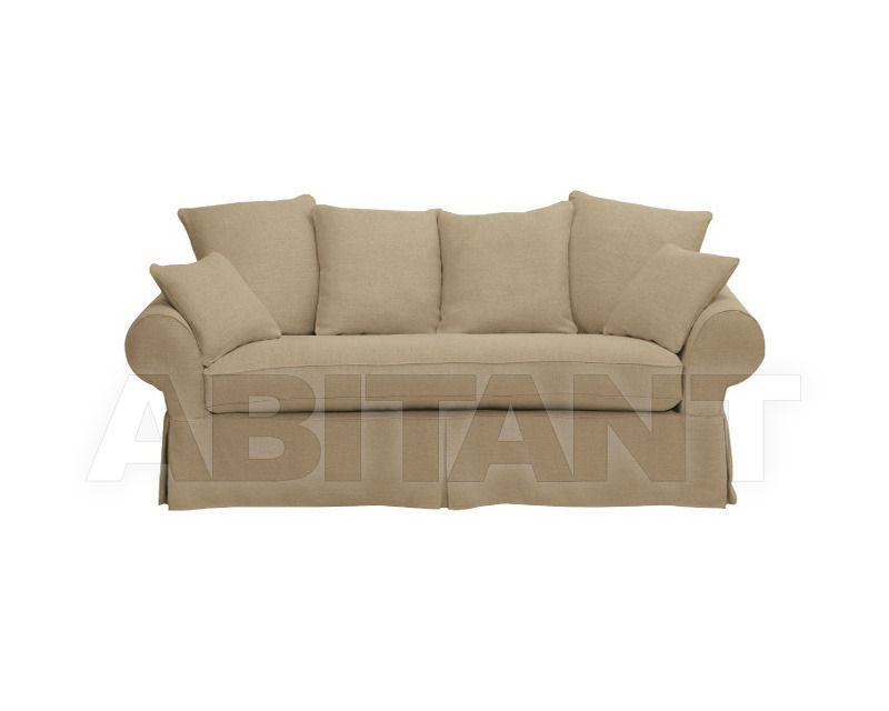 Купить Диван Home Spirit Gold NEW YORK 2 seat sofa