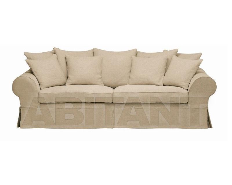 Купить Диван Home Spirit Gold SHEFFIELD 3 seat sofa