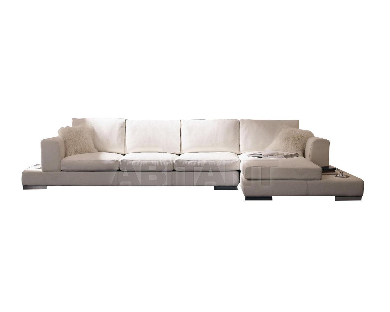 Купить Диван Home Spirit Platinum SORENTO Bâtard 4 places D/G + Méridienne à 1 trottoir D/G