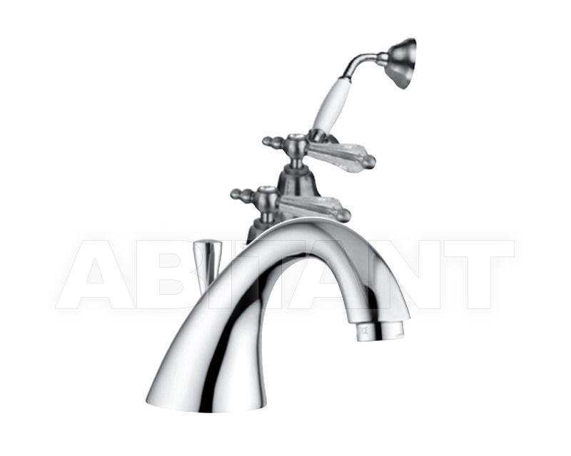 Купить Смеситель для ванны Giulini Praga Crystal 7565/S