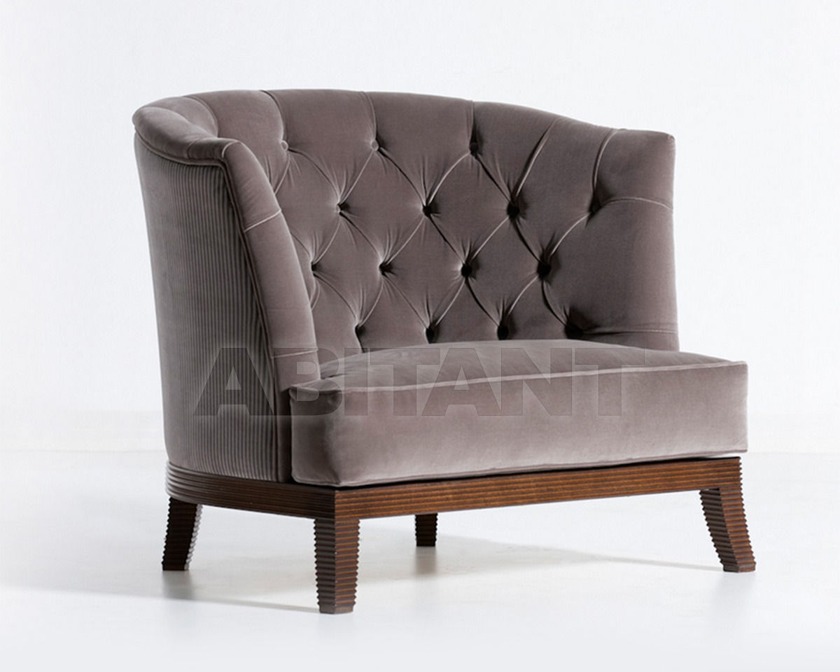 Купить Кресло PARSIFAL CLASSIC Opera Contemporary by Angelo Cappellini Armchairs 40071/I