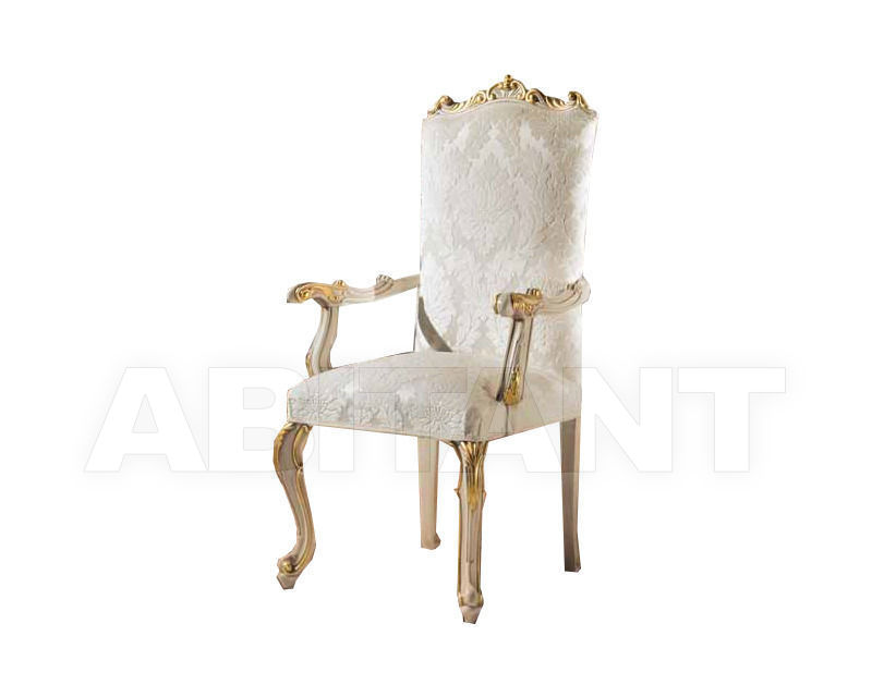 Купить Стул с подлокотниками Angelo Cappellini  Accessories 30033/P
