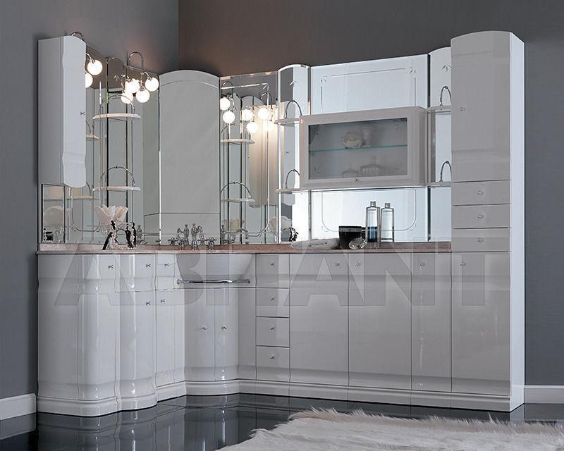 Купить Композиция Eurodesign Bagno Hilton COMP. 16 Bianco/cromo