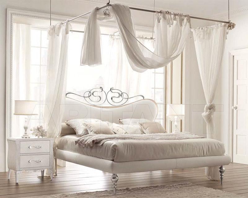 Купить Кровать Vittoria Orlandi Le Nuove Case Romantiche Mitia Silver