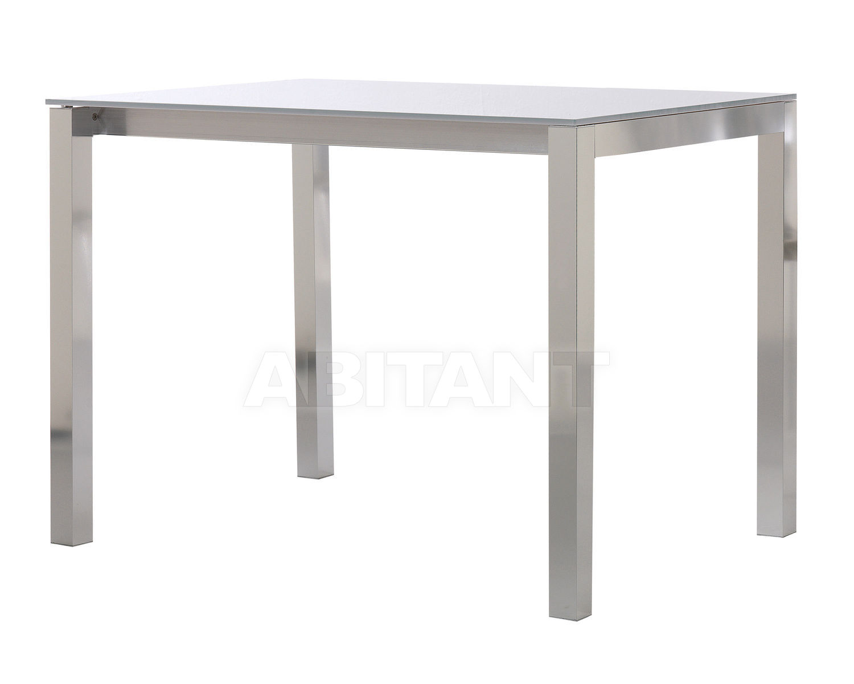 Купить Стол обеденный Square Vetro Colico Sedie Tavoli T0302 1