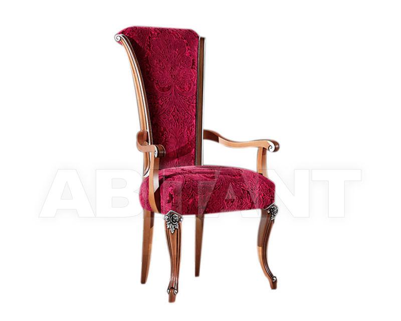 Купить Стул с подлокотниками BS Chairs S.r.l. Leonardo 3340/A