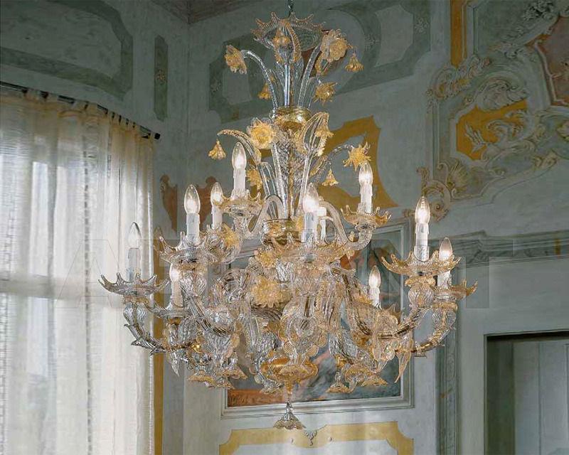 Купить Люстра Arte Veneziana Illuminazione '700 LV30/8+4
