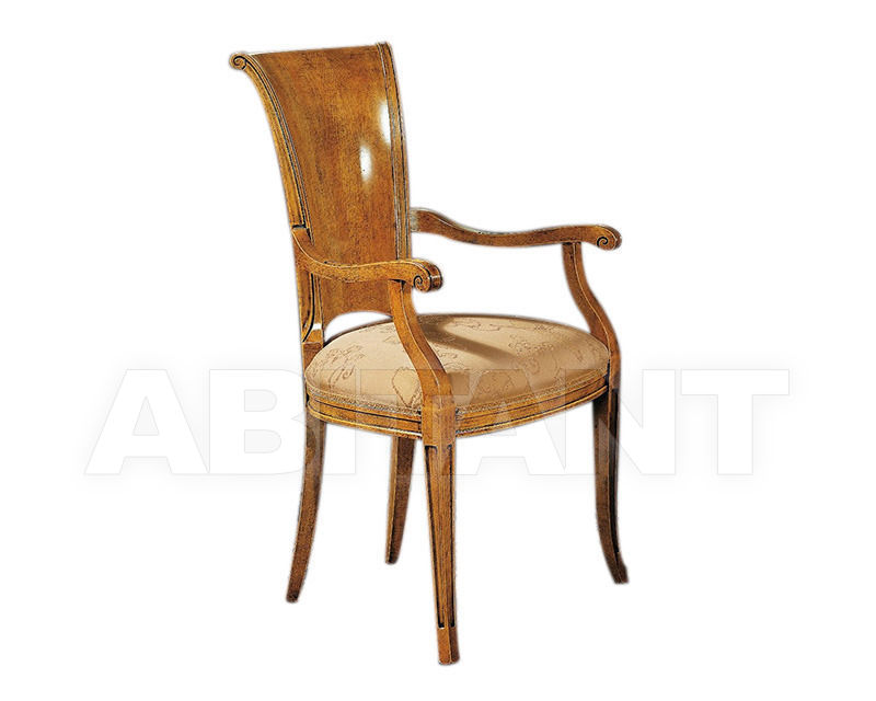 Купить Стул с подлокотниками BS Chairs S.r.l. Raffaello 3068/A 2