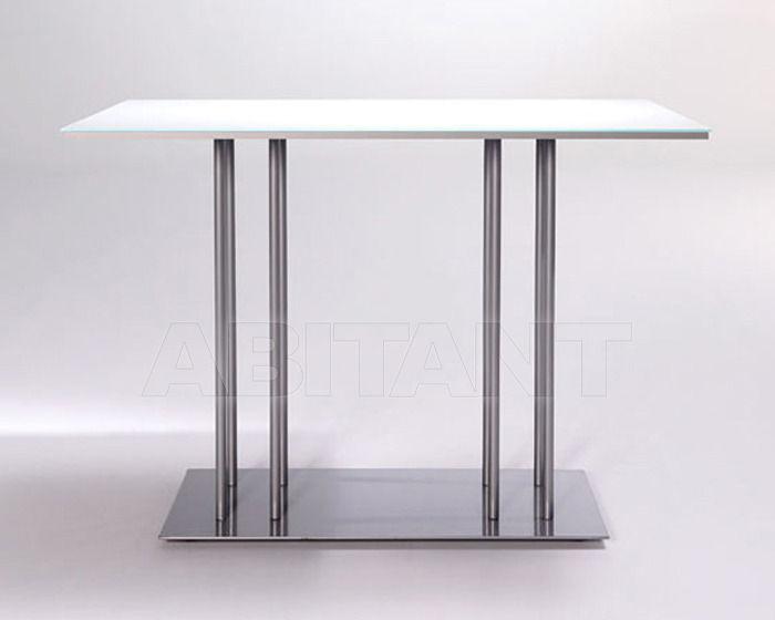Купить Стол обеденный Vimens S.A Mesas PASCAL Cristal