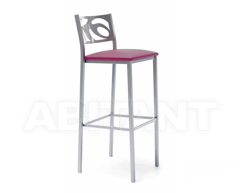 Купить Барный стул Vimens S.A Taburetes Alexia 77 CROMO