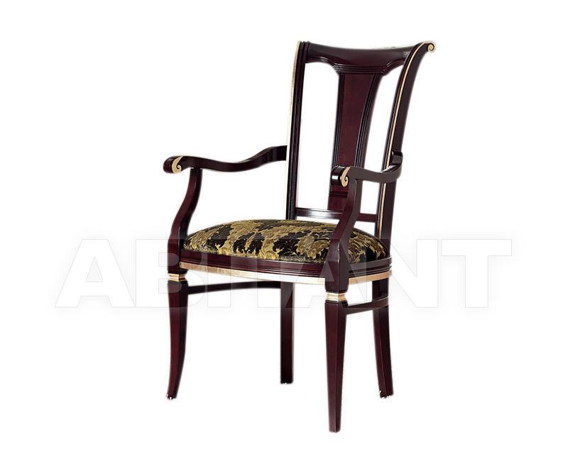 Купить Стул с подлокотниками Bello Sedie Botticelli 3190/A