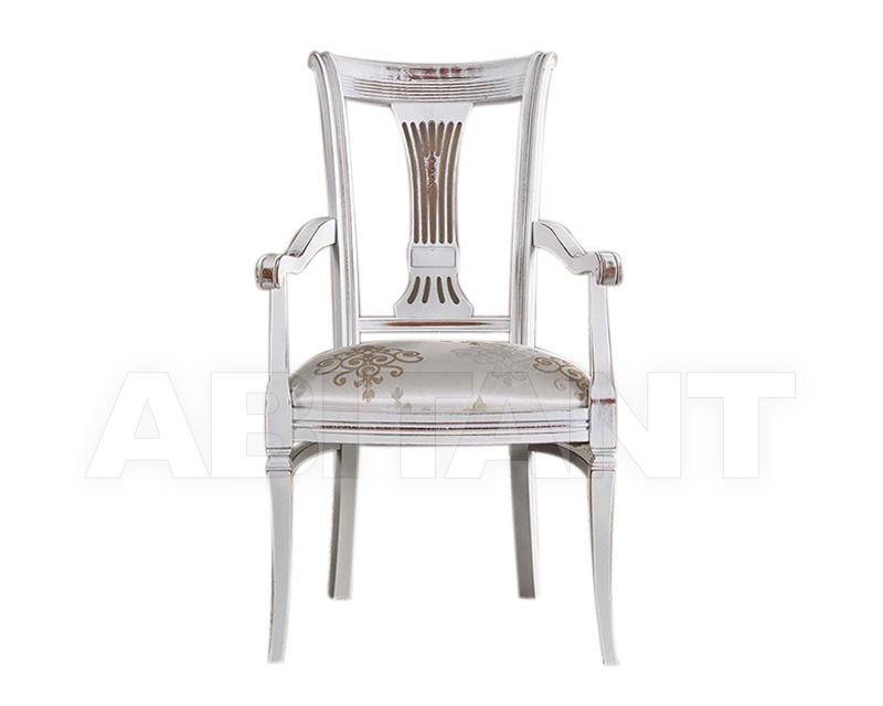 Купить Стул с подлокотниками BS Chairs S.r.l. Botticelli 3173/A