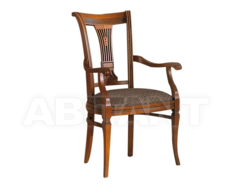 Купить Стул с подлокотниками BS Chairs S.r.l. Botticelli 3173/A 2