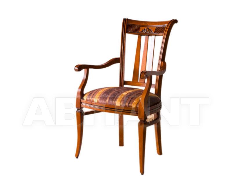 Купить Стул с подлокотниками BS Chairs S.r.l. Botticelli 3315/A