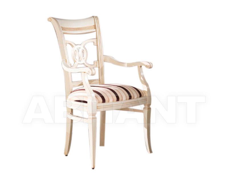 Купить Стул с подлокотниками Bello Sedie Botticelli 3306/A