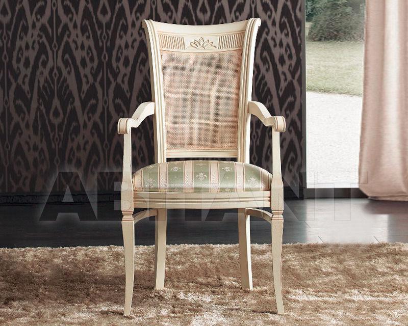 Купить Стул с подлокотниками BS Chairs S.r.l. Botticelli 3338/A