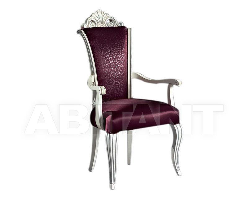 Купить Стул с подлокотниками BS Chairs S.r.l. Tiziano 3333/A