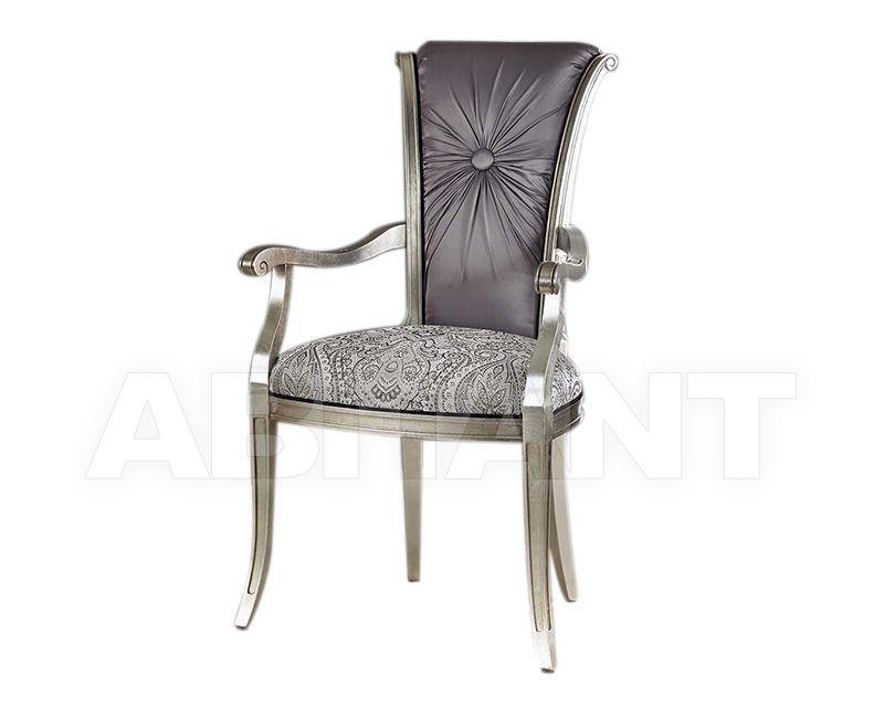 Купить Стул с подлокотниками BS Chairs S.r.l. Tiziano 3062/A 2