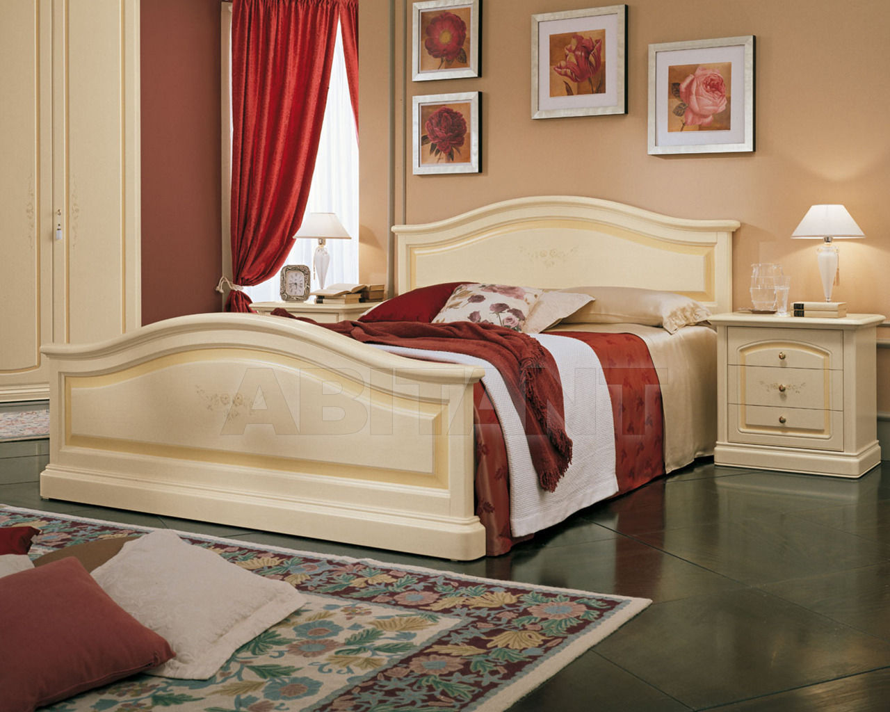 Купить Кровать Romantica Cenedese Classico TC1