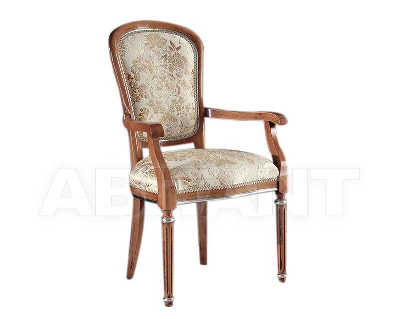 Купить Стул с подлокотниками BS Chairs S.r.l. Tiziano 3008/A 2