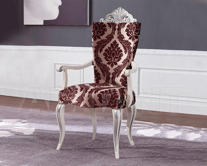 Купить Стул с подлокотниками BS Chairs S.r.l. Tiziano 3344/A