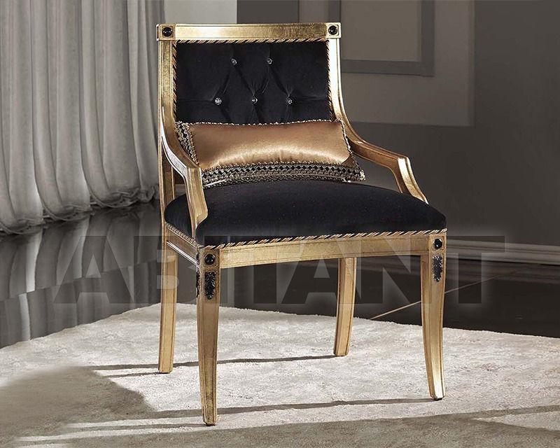 Купить Стул с подлокотниками BS Chairs S.r.l. Tiziano 3043/A 2