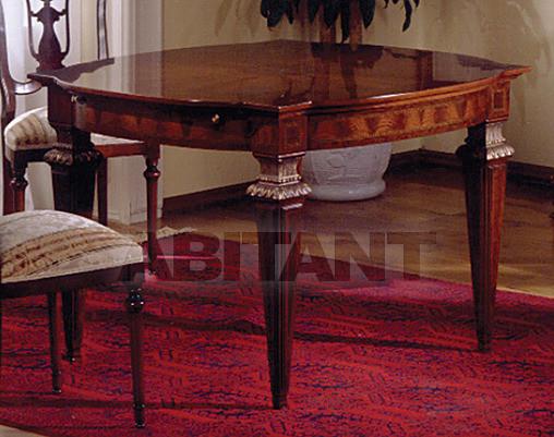 Купить Стол обеденный Marzorati 93 TAVOLO ROTONDO CON PROLUNGHE LATERALI