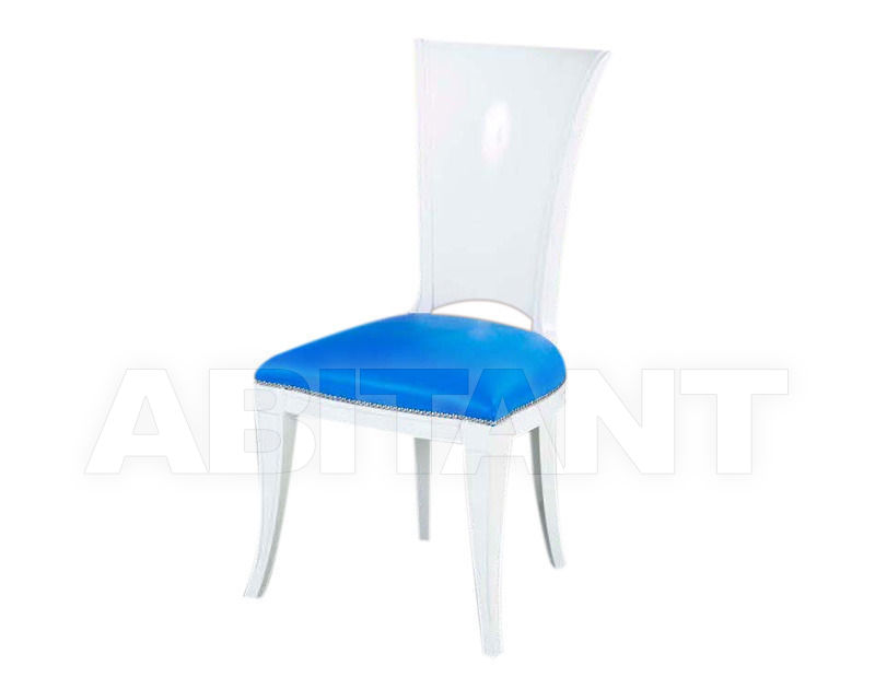 Купить Стул BS Chairs S.r.l. Giotto 3249/S blue