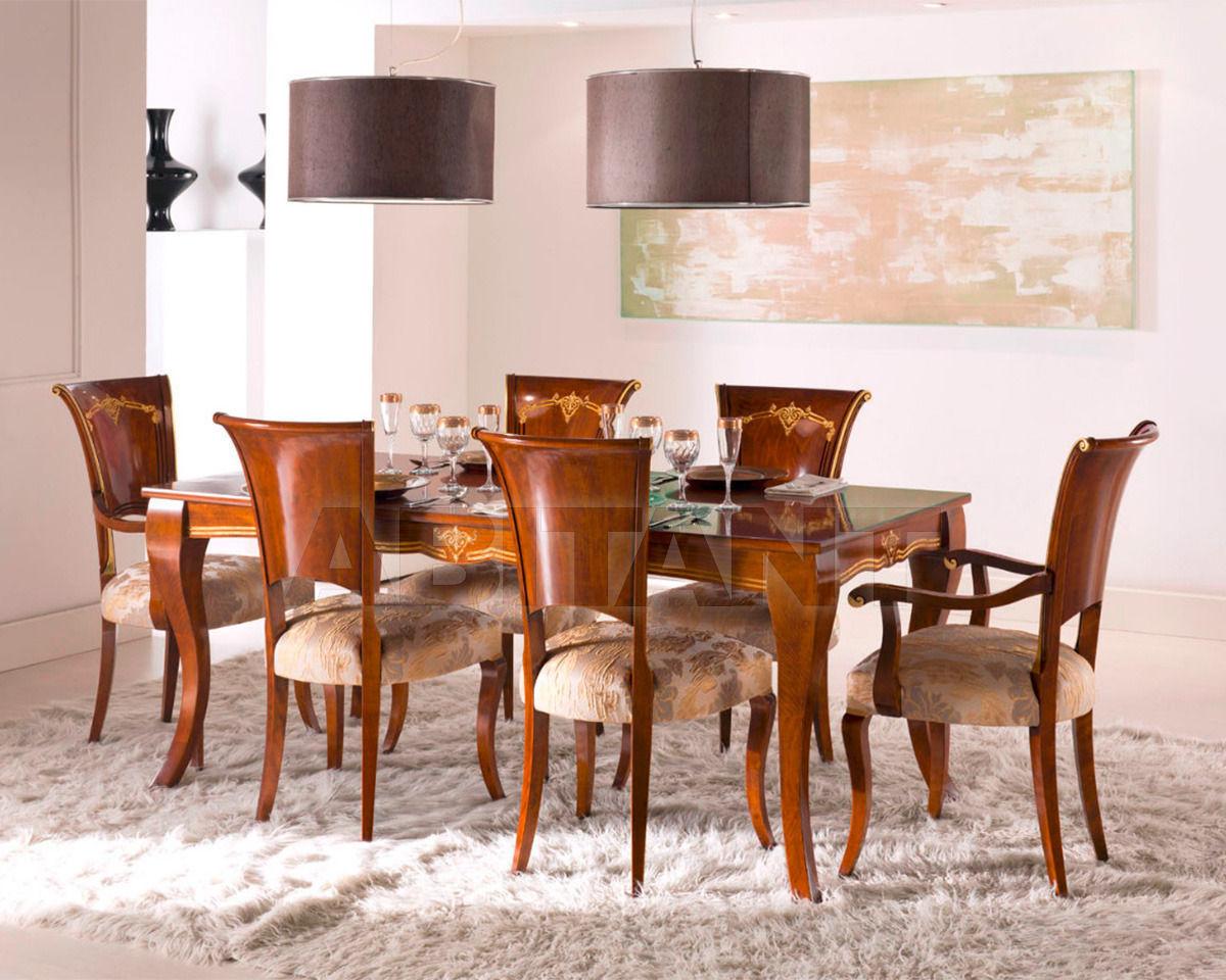 Купить Стол обеденный BS Chairs S.r.l. Tintoretto 3309/T