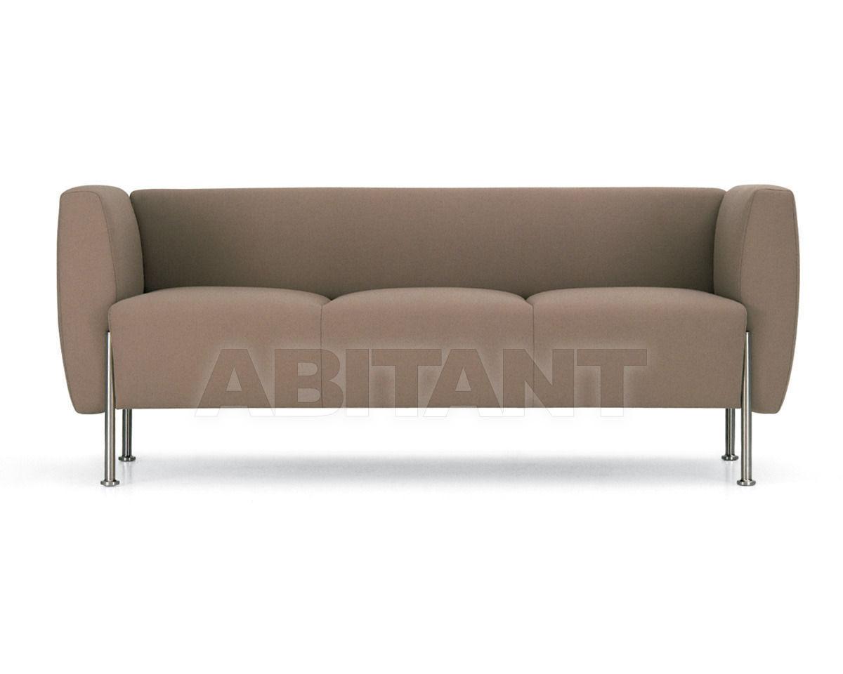 Купить Диван ALEA Rossin Srl Contract ALE3-AA-180-0 brown