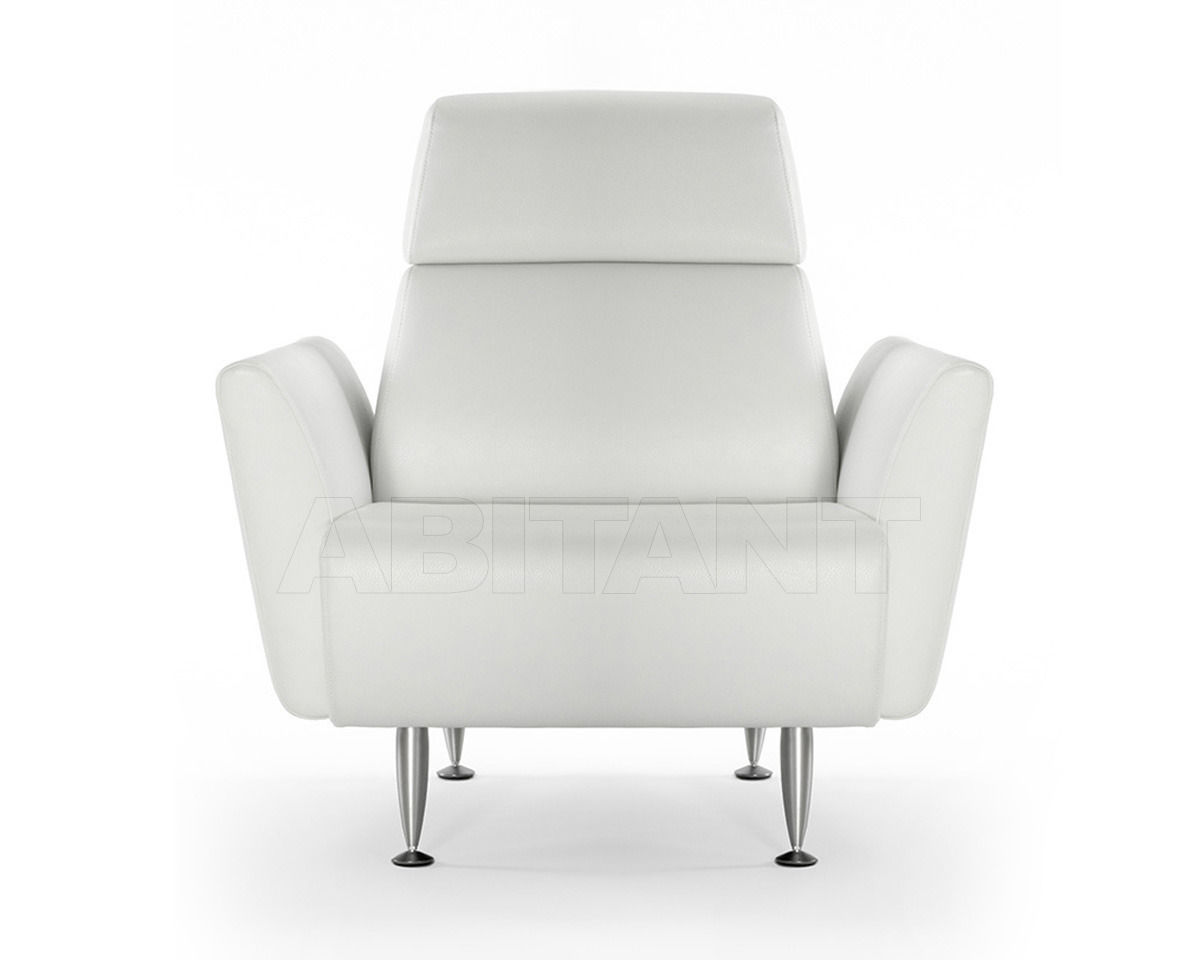 Купить Кресло DAFNE Rossin Srl Contract DAF1-AA-098-2 wlhite