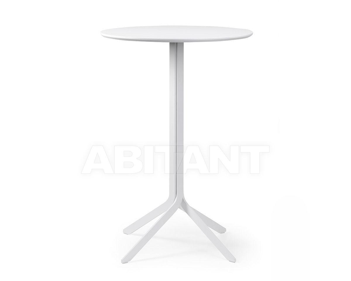Купить Столик кофейный TONIC METAL Rossin Srl Contract TON9-HO-075-5