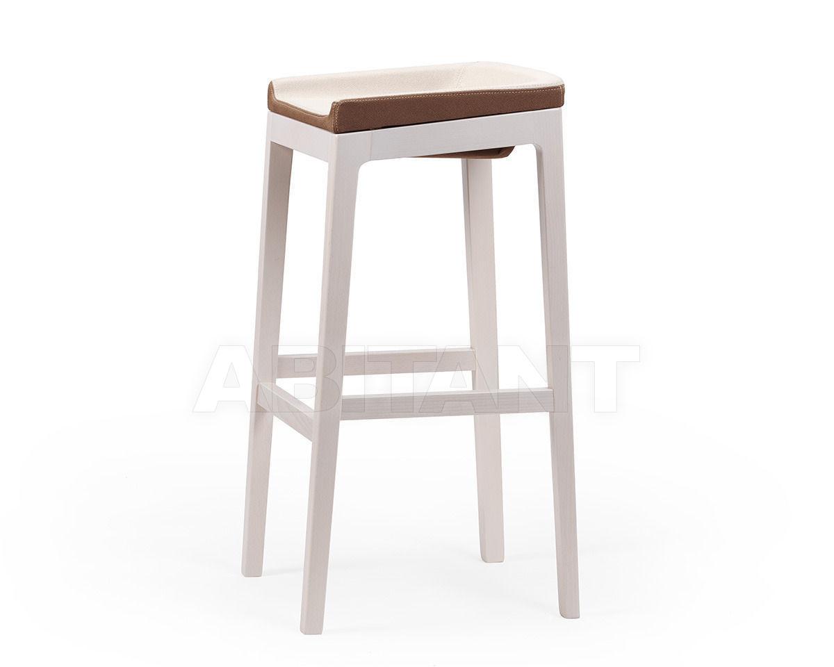 Купить Барный стул TONIC WOOD Rossin Srl Contract TON0-00-042-1 * white