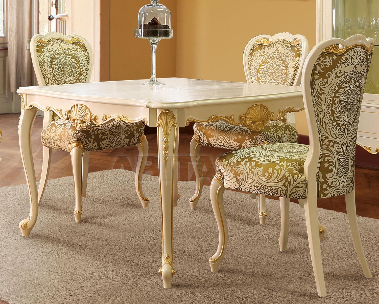 Купить Стол обеденный BELLAGIO Boghi Arredamenti 2012-2013 716 TAVOLO QUADRATO/SQUARE TABLE