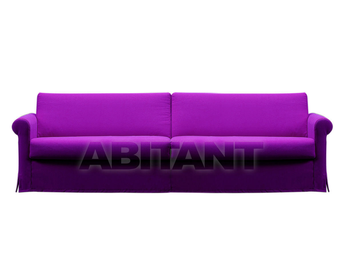 Купить Диван DUAL Rossin Srl Home DUA3-AA-210-0 purple