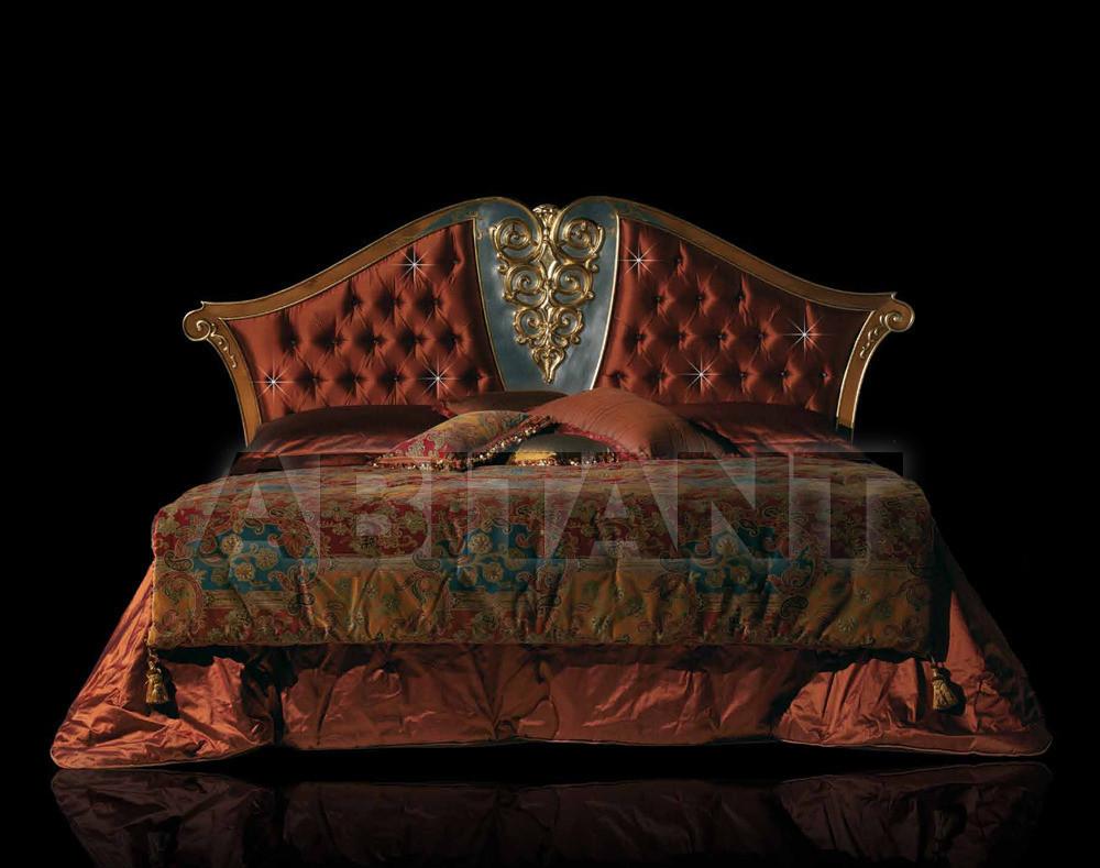 Купить Кровать BRILL Asnaghi Interiors Decoras OR600
