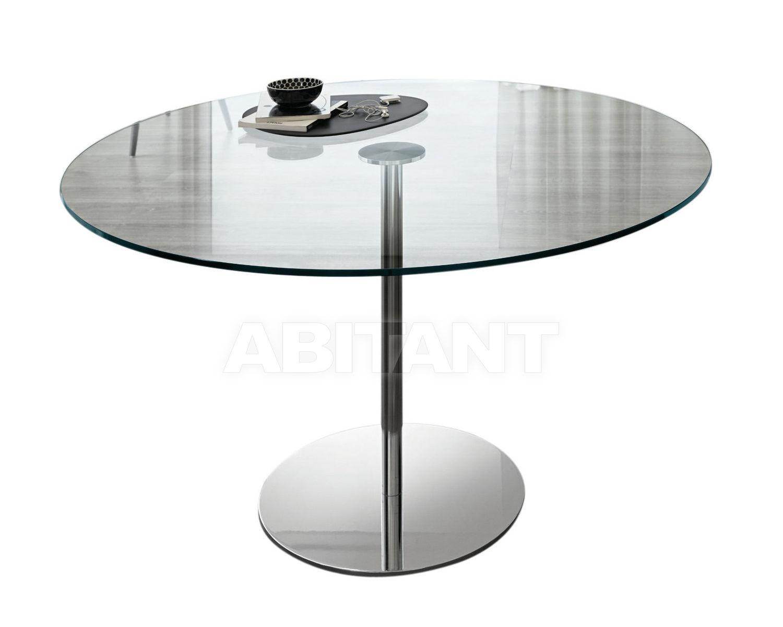 Купить Стол обеденный Tonelli Design Srl News Farniente alto tondo 2