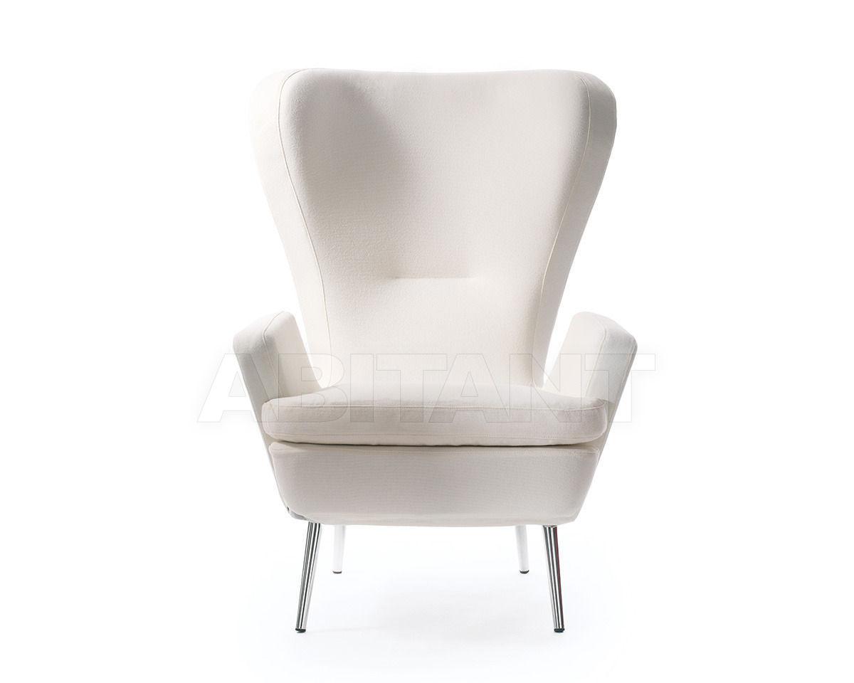 Купить Кресло Deco Rossin Srl Home DEC1-AA-077-0 white