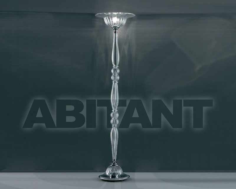 Купить Лампа напольная Lavai lavorazione vetri artistici di Giuliano Statua & C. Bracere 6000/1P